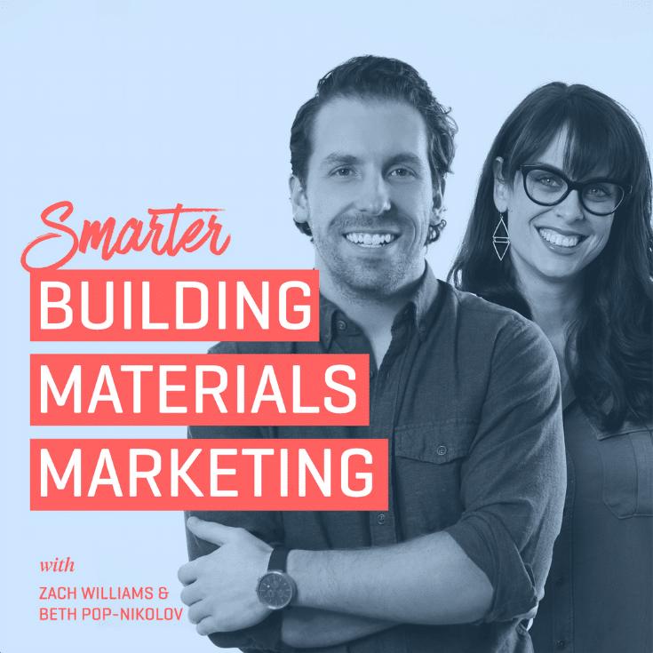 Smarter Building Materials Marketing Podcast | Innovate Builders Blog | Innovate Builders Solutions | #SmarterBuildingMaterials #MarketingPodcast #MarketingTips