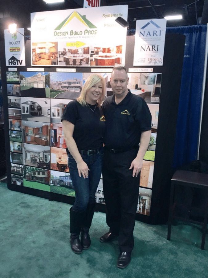 Neil Parsons of Design Build Planners at Trade Show | Innovate Building Solutions | Innovate Builders blog | #MoveOrImprove #TradeShowBooth #RemodelingShow