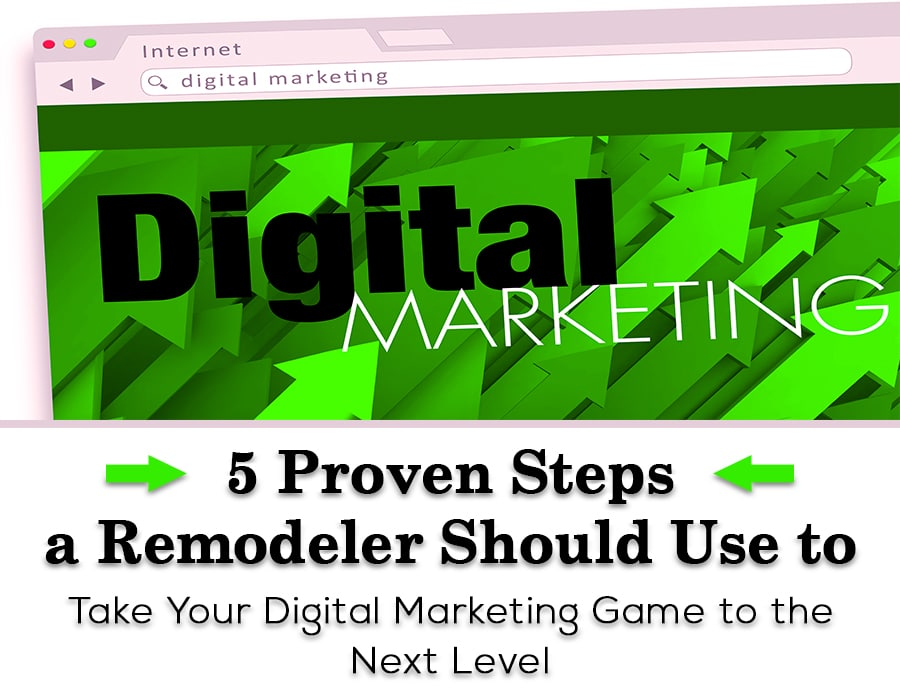 Digital marketing results for remodeling contractors | innovate Building Solutions | #DigitalMarketing #MarketingIdeas #MarketingTips #BusinessGrowth