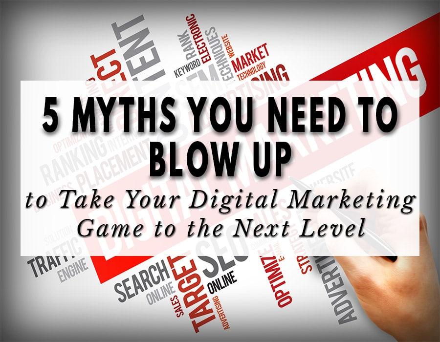 Opening image digital marketing myths to blow up | Innovate Building Solutions | Innovate Builders Blog | #DigitalMarketing #RemodelingBusiness #MarketingTip #GrowingBusiness