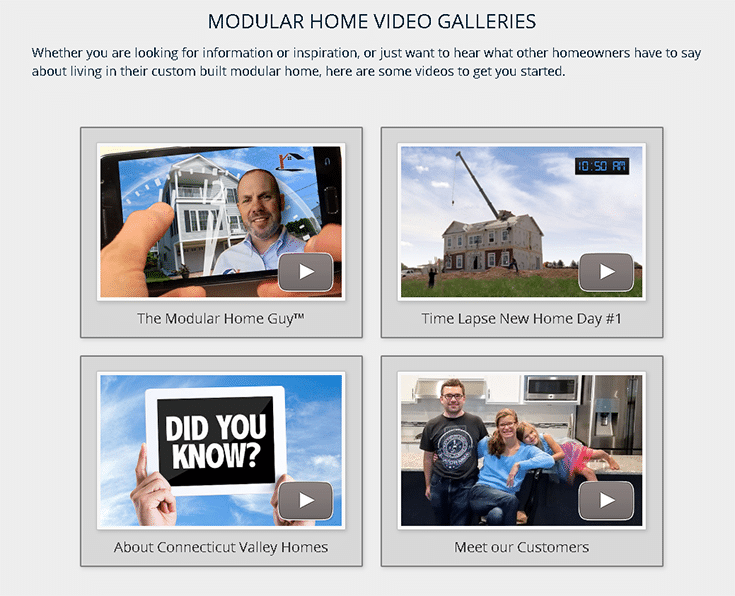 Authentic personal branding Dave Cooper Modular Home Minute videos   Innovate Builders Blog   Innovate Building Solutions   #personalbranding #RemodelingBusiness #HomeBuilder