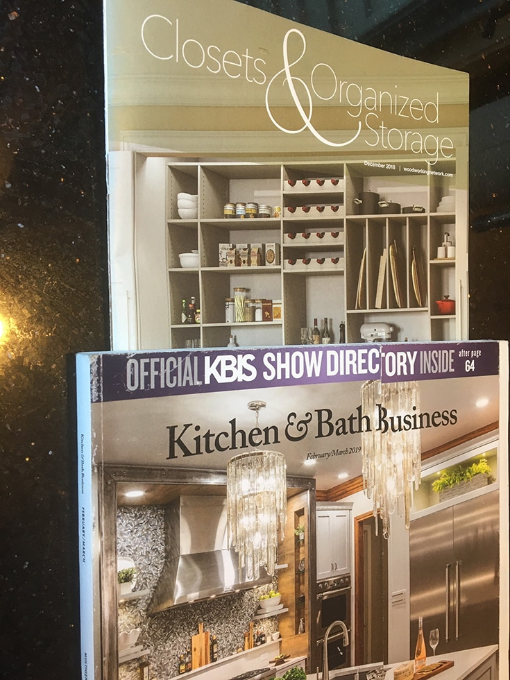 Mike Foti contributing writer Kitchen Bath Business & Closets and Organized Storage magazines   Innovate Building Solutions   Innovate Builders Blog   #Magazines #KitchenAndBath #BathroomRemodeling #KitchenRemodeling
