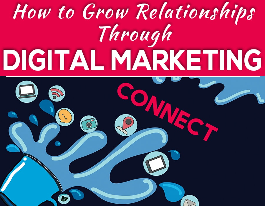 Opening - How to build relationships through digital marketing | Innovate Builders Blog | Innovate Building Solutions | #DigitalMarteting #BuildingRelationships #MarketingAdvice