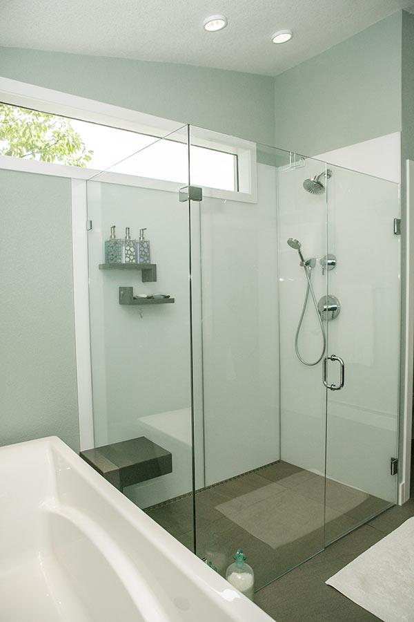 High Gloss Acrylic Wall Panels - Back Painted Glass Alternative ...
