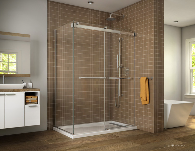 Contemporary Acrylic Shower Pans Amp Bases Innovate Building Solutions