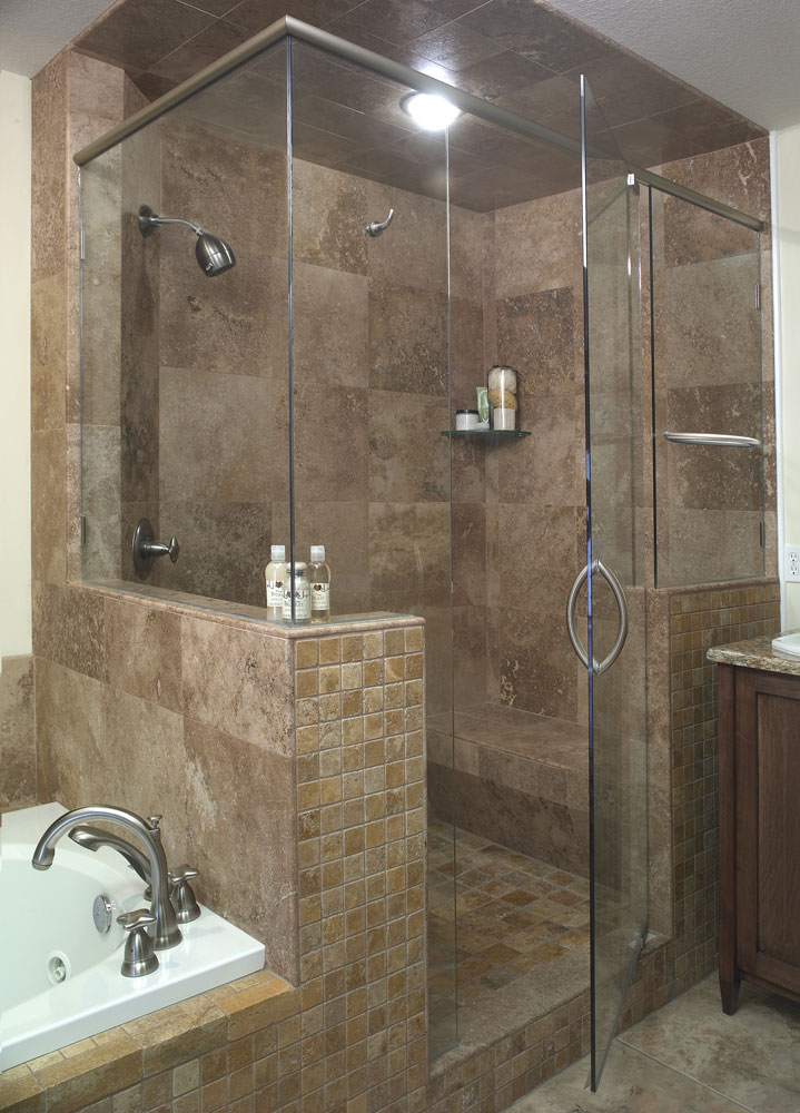 Acrylic Amp Tile Shower Enclosures Amp Bases Tub To Shower