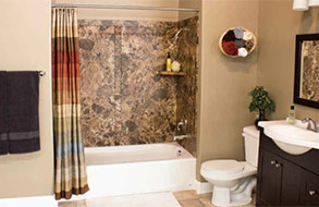 custom shower tub combo. DIY Surround Kit  Prestige Shower Tub Wall Panels Kits Innovate Building Solutions