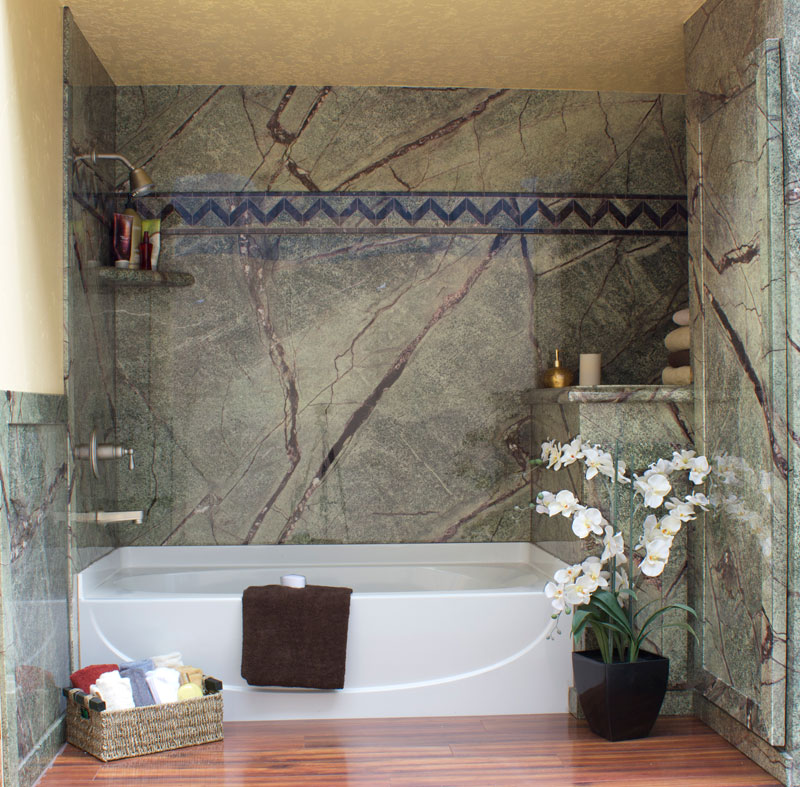 Diy Shower Amp Tub Wall Panels Amp Kits Innovate Building