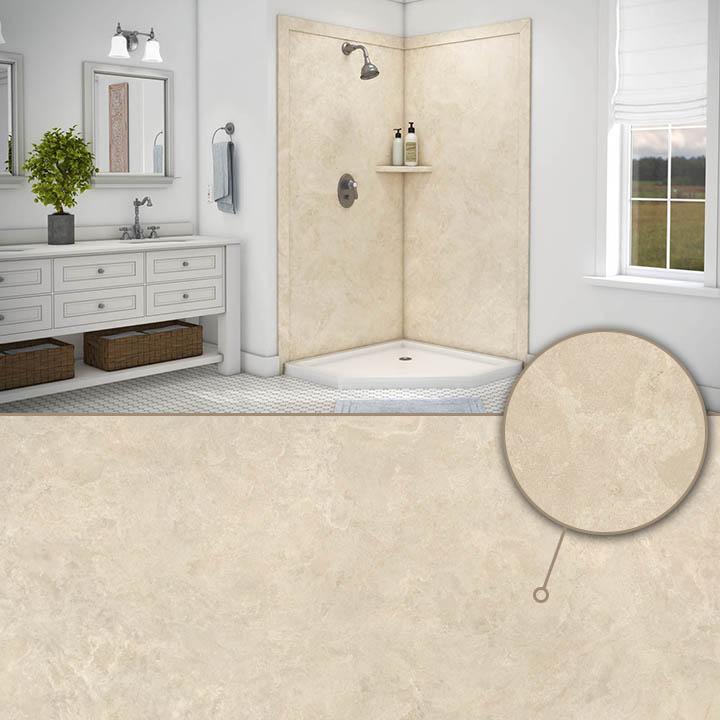 DIY Shower & Tub Wall Panels & Kits - Innovate Building ...