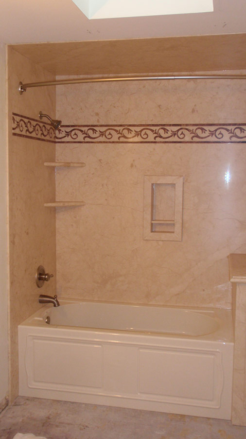 diy shower tub wall panels kits innovate building solutions. Black Bedroom Furniture Sets. Home Design Ideas