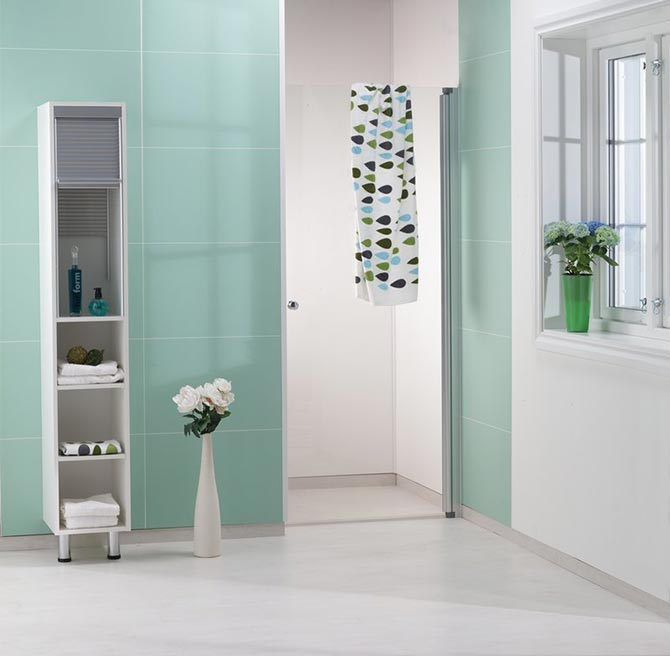 Fibo systems sea green wall panel