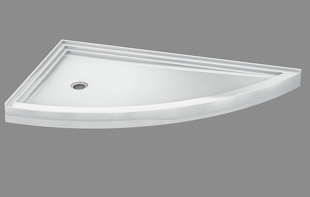 Glass Shower Enclosures Bathtub Enclosures Amp Acrylic Bases By Fleurco Innovate Building Solutions