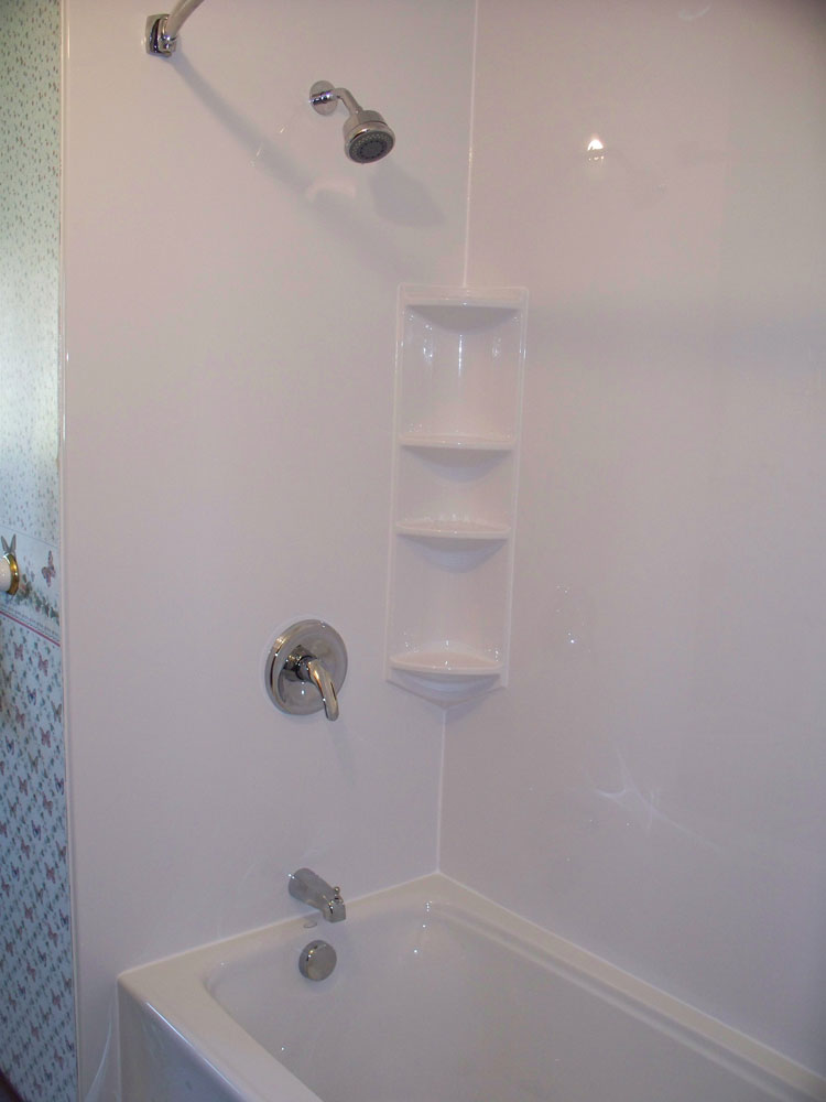 Acrylic Bathtub Liner Amp Enclosures Near Cleveland And Columbus Ohio Innovate Building Solutions