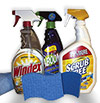 safe cleaning products for sentrel wall systems from bath doctor