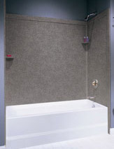 swanstone bathtub wall surrounds