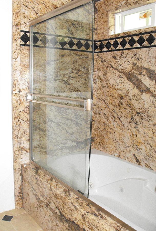 Fiberglass Shower Cleaner