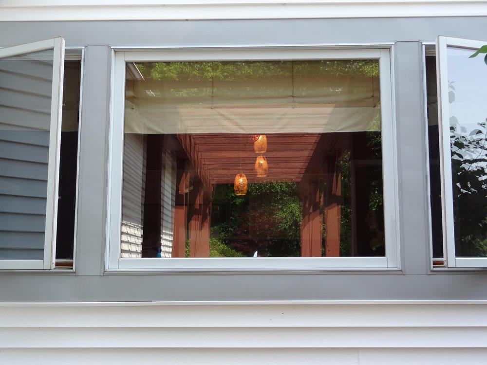 Casement Window Vinyl Crank Out Windows Cleveland