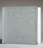 frosted bubble pattern glass blocks