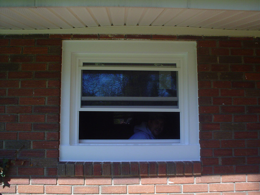 Classic Double Hung Vinyl Replacement Windows Cleveland