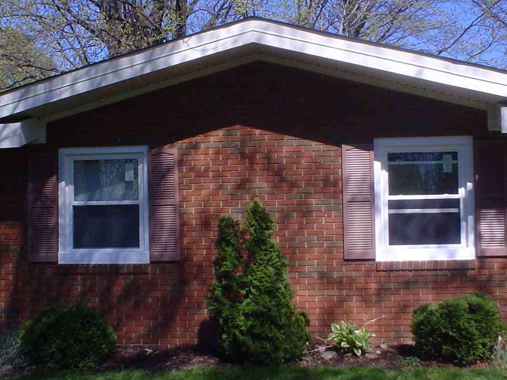 Double Hung Windows Columbus Ohio : Classic double hung vinyl replacement windows cleveland