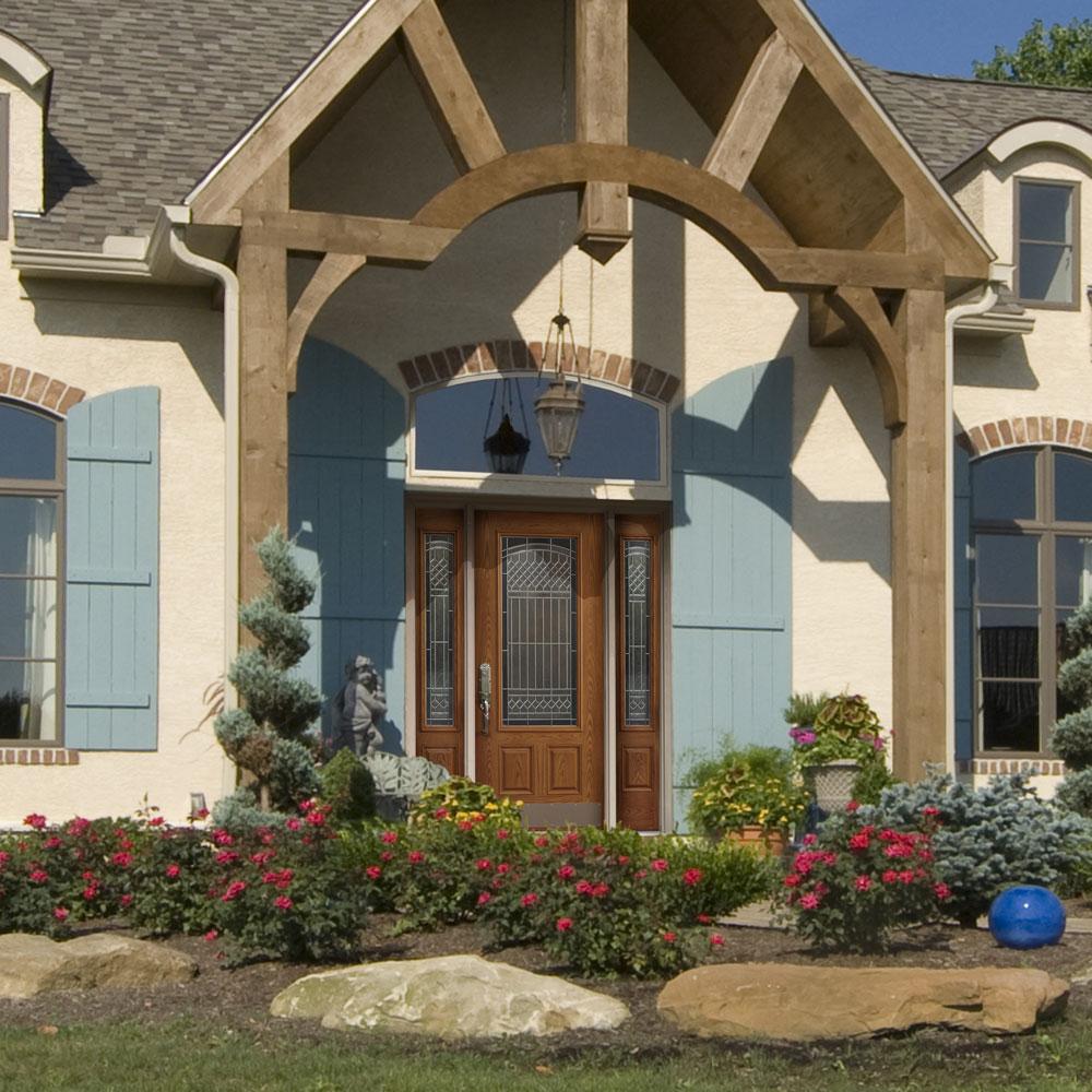 Fiberglass Exterior Doors: Fiberglass Front Entry Door & Doors Cleveland, Columbus