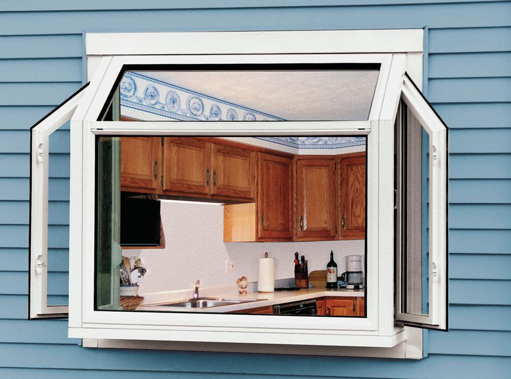 Kitchen Garden Greenhouse Window Cleveland, Columbus Ohio - Innovate ...