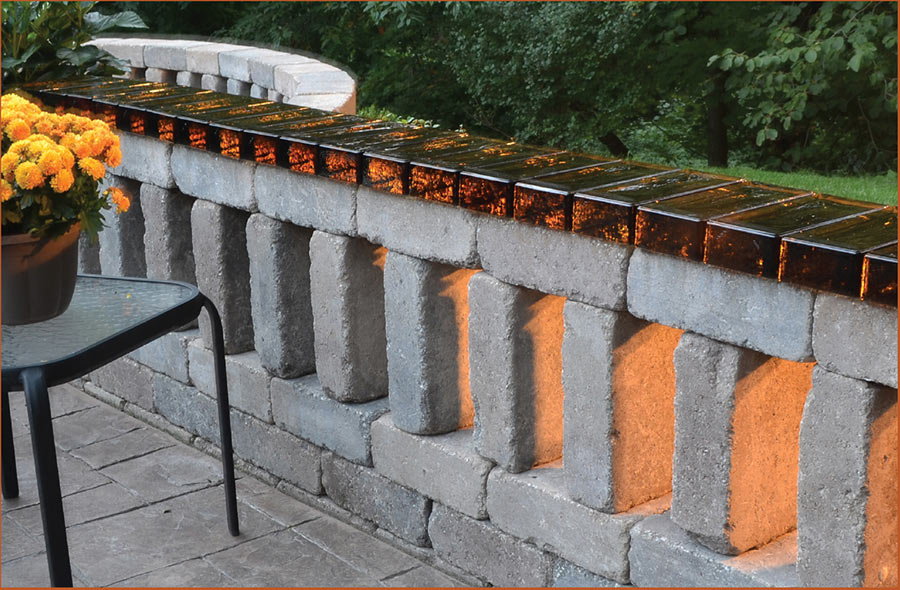 Glass Bricks Amp Textured 3d Architectural Pattern Glass