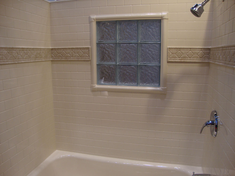 Basement Bathroom Amp Garage Glass Block Windows Columbus