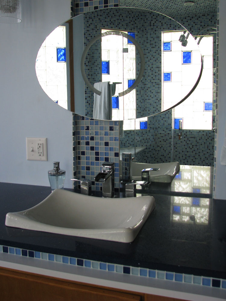 Basement Bathroom & Garage Glass Block Windows: Columbus