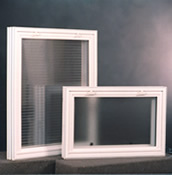 Removable sash vent windows