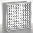 pristal pattern glass block