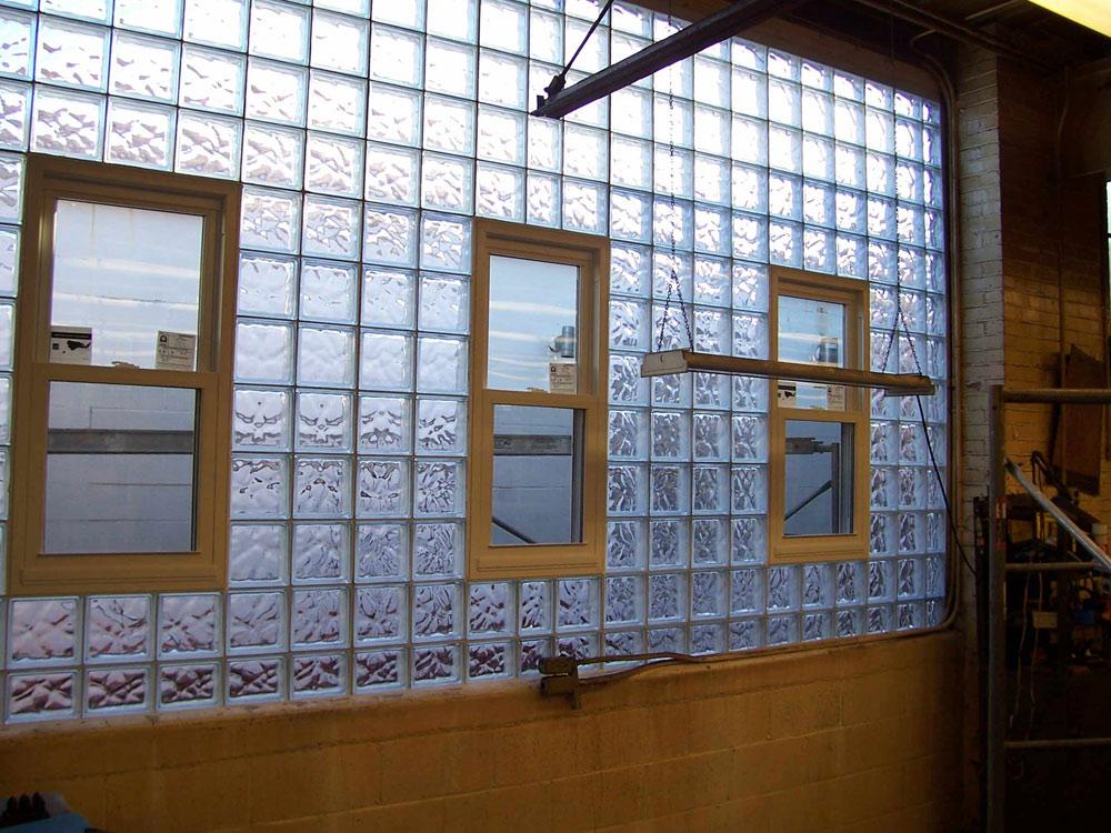 Commercial Glass Block Windows Cleveland Amp Columbus Ohio