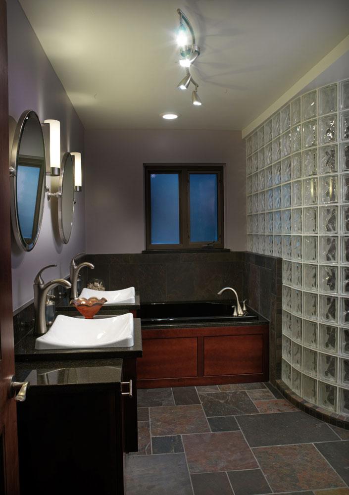 Glass Block Shower Wall & Walk in Designs: Nationwide ...