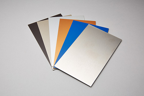 Substrates for bottom surface of glass