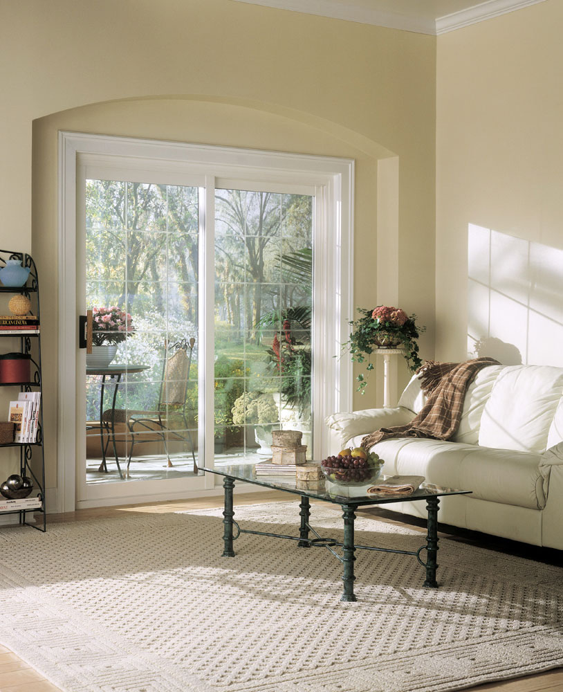 Basement Remodel: Sliding Glass Patio Door & French Doors Cleveland