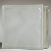 Premier Decora Frosted glass block