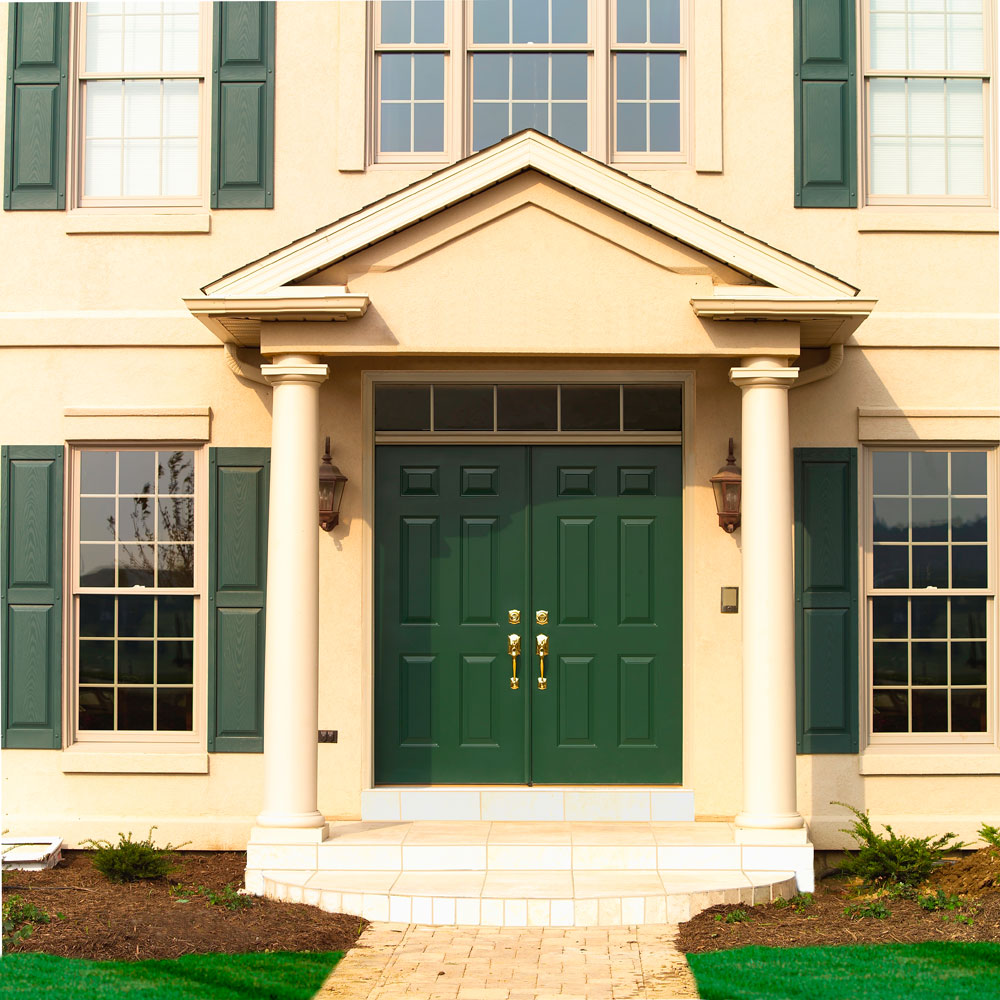 French Exterior Doors Steel: Steel Front Back Side Door, Entry Doors Cleveland