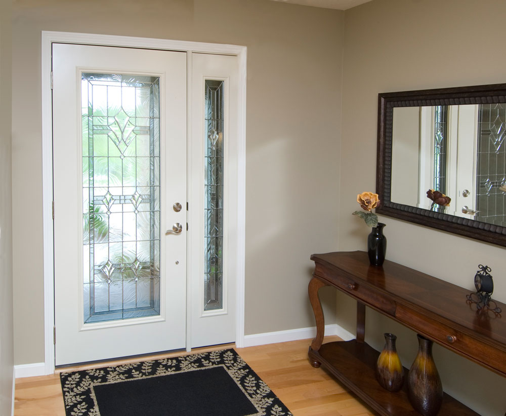 Steel Front Back Side Door Entry Doors Cleveland