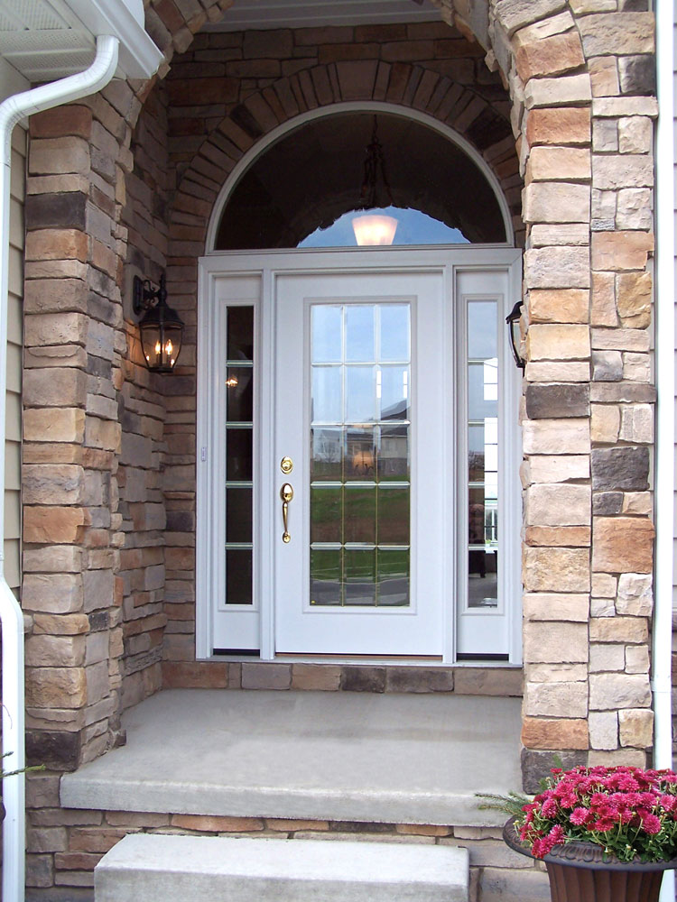 Steel Front Back Side Door Entry Doors Cleveland Columbus Ohio