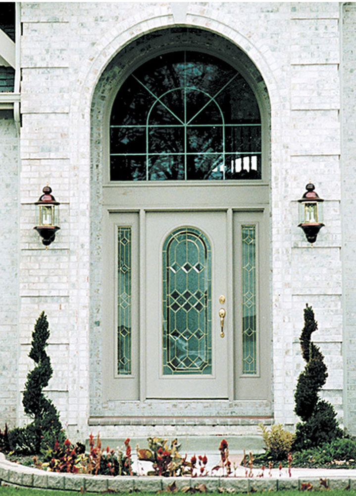 Steel Front Back Side Door Entry Doors Cleveland