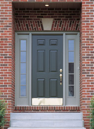 Steel Front Back Side Door, Entry Doors Cleveland, Columbus Ohio ...