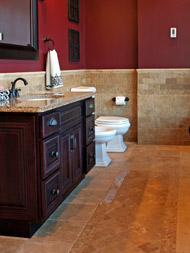 Bathroom remodeling project cleveland ohio