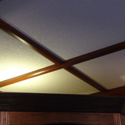 Carpentry - Coffered Ceilings