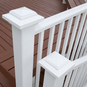 Carpentry - Exterior Railings