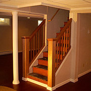 Carpentry - Stair Rails