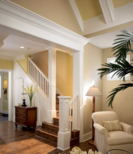 Exceptionnel Interior Finish Carpentry Remodeling 1 ...