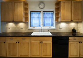 traditional kitchen design cleveland