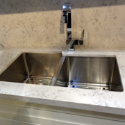 Kitchen remodeling renovation cleveland design and - Best kitchen sink faucets helping you wash some appliances in ease ...