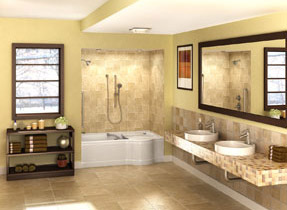 universal design bathroom and kitchen remodeling services