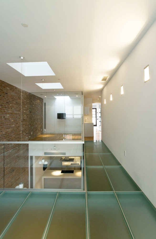 Glass block windows shower wall pictures images photo for Glass block floor